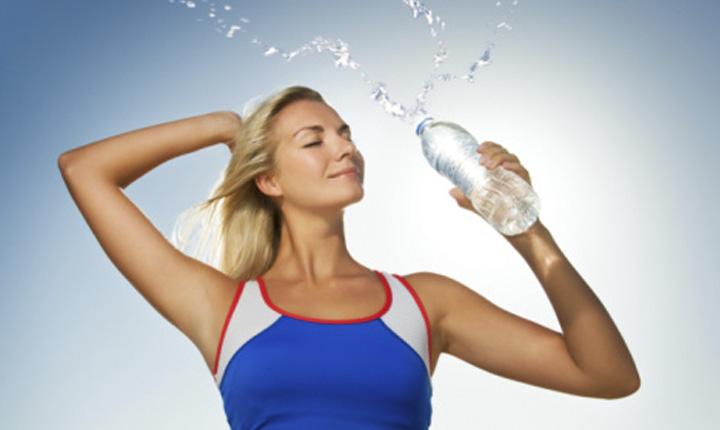Agua al correr |voyacorrer.com