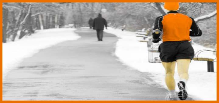 Correr en invierno con frio   JARRAS CORTAS   Voy a correr