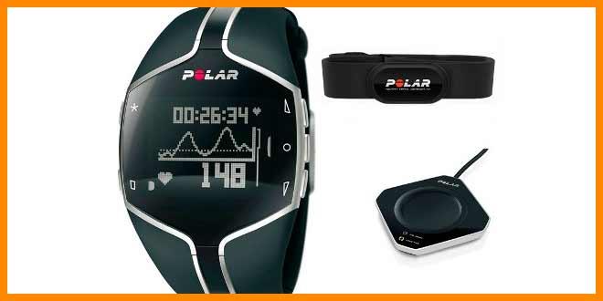 Entrenar con pulsometro Polar | voyacorrer.com