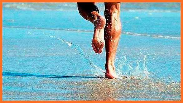 Como correr en la playa - voyacorrer.com