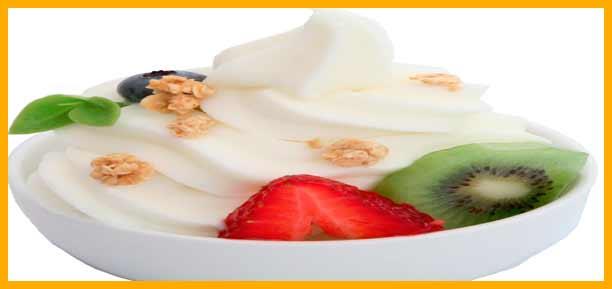 alimentos saludables para corredores - yogur | voyacorrer.com