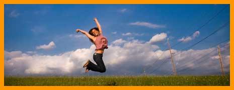Felicidad  - 6 razones porque hacer ejercicio nos hace mas felices | voyacorrer.com