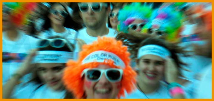 The Color Run Sevilla 2017 - voyacorrer.com