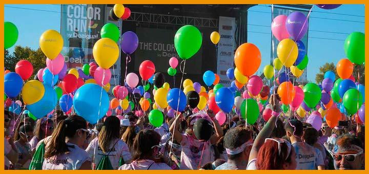 Color Run Sevilla 2016 - voyacorrer.com