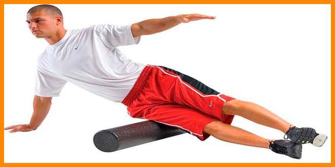Foam Roller   Rodillo de masaje   voyacorrer.com