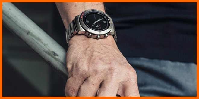 Garmin Fenix Chronos | smartwatch inteligente |voyacorrer.com