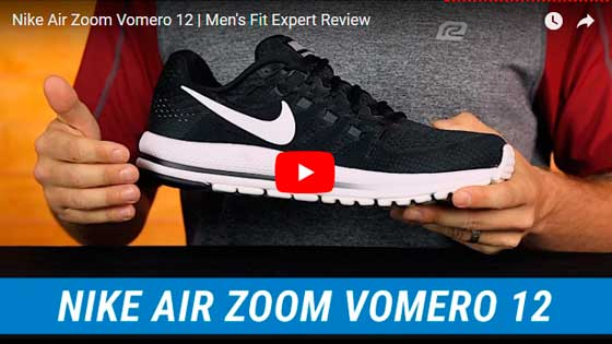 Nike Air Zoom Vomero 12 video en voyacorrer.com