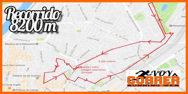 III Carrera solidaria Don Bosco en Seviilla | voyacorrer.com