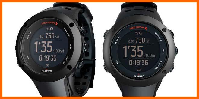 Relojes con Gps Suunto Ambit 3 Peak | voyacorrer.com