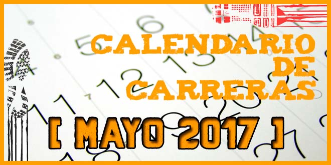 Carreras populares en Andalucía para Mayo 2017   voyacorrer.com