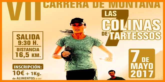 VII Carrera de Montaña las 7 Colinas de Tartessos | voyacorrer.com