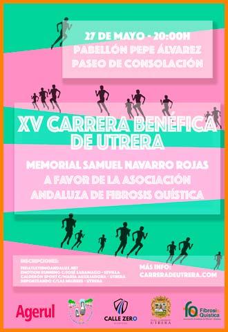 XV Carrera Benéfica de Utrera |voyacorrer.com