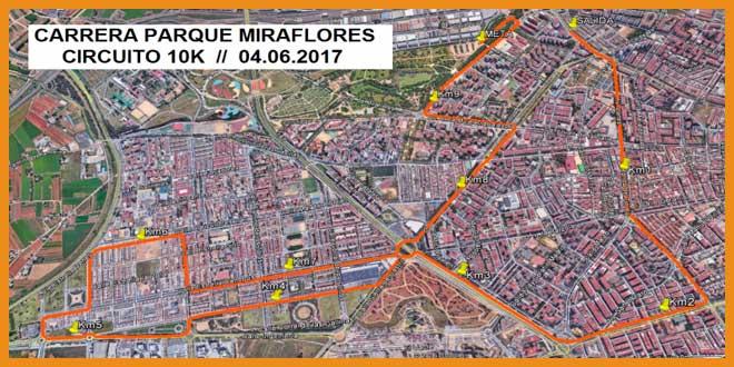 Carrera Popular IMD Parque de Miraflores 2017 | voyacorrer.com