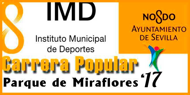 Carrera Popular IMD Parque de Miraflores 2017   voyacorrer.com