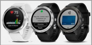 Garmin Vivoactive 3 el reloj inteligente de Garmin   voyacorrer.com