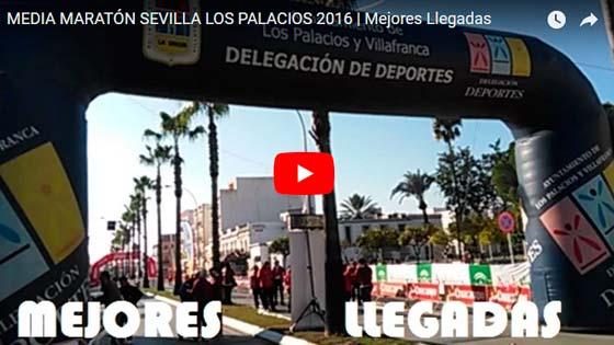39 Media Maraton Sevilla Los Palacios 2017 | video en voyacorrer.com