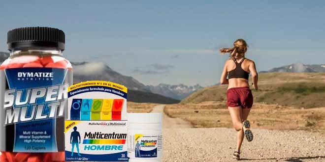 suplementos para running - para correr mas | voyacorrer.com