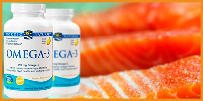 Beneficios del Omega 3 para los deportistas - voyacorrer.com