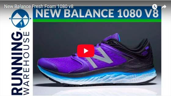 New Balance 1080 v8 video | voyacorrer.com