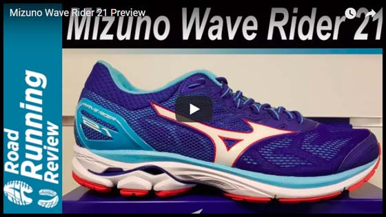Mizuno Wave Rider 21 - video en voyacorrer.com