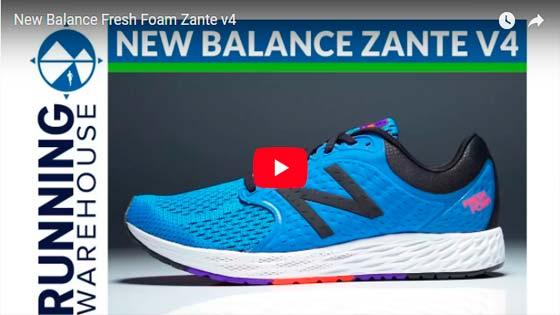 new balance fresh foam zante v4 en voyacorrer.com